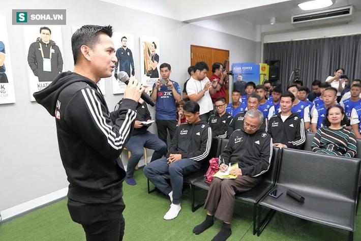 """Kiatisuk lên tiếng, chỉ ra """"bí kíp"""" để U23 Thái Lan vượt bảng tử thần ở giải châu Á - Ảnh 1."""