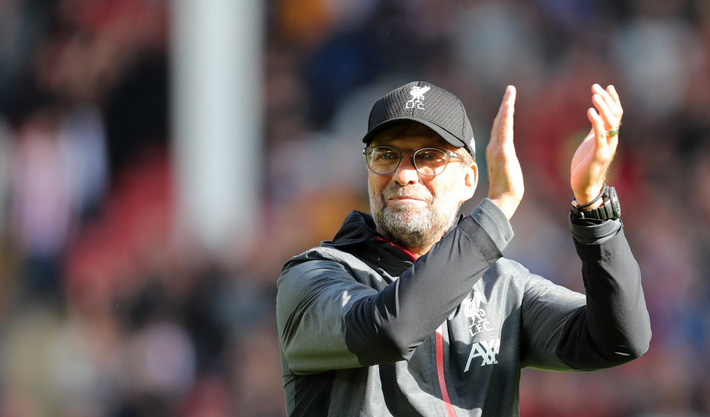 Liverpool lo sốt vó mất HLV trưởng Jurgen Klopp - Ảnh 1.