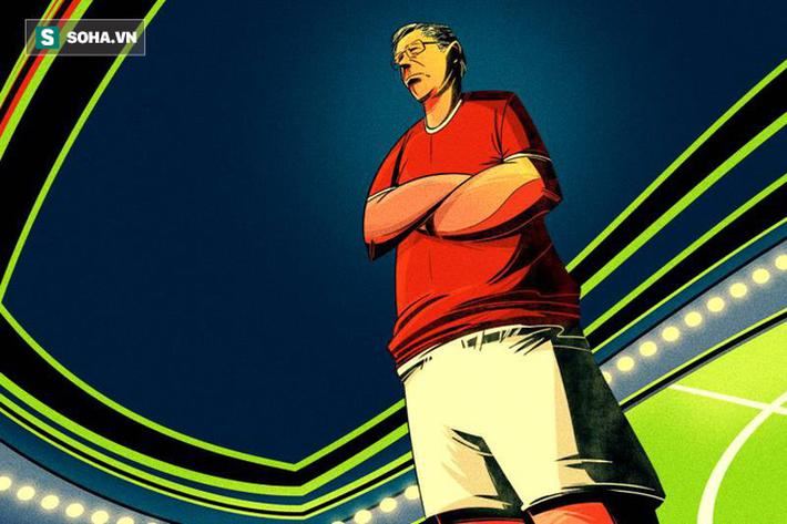 Hãy để Heerenveen tạo nên một Văn Hậu, như cái cách mà Sir Alex từng tạo nên Ronaldo! - Ảnh 5.