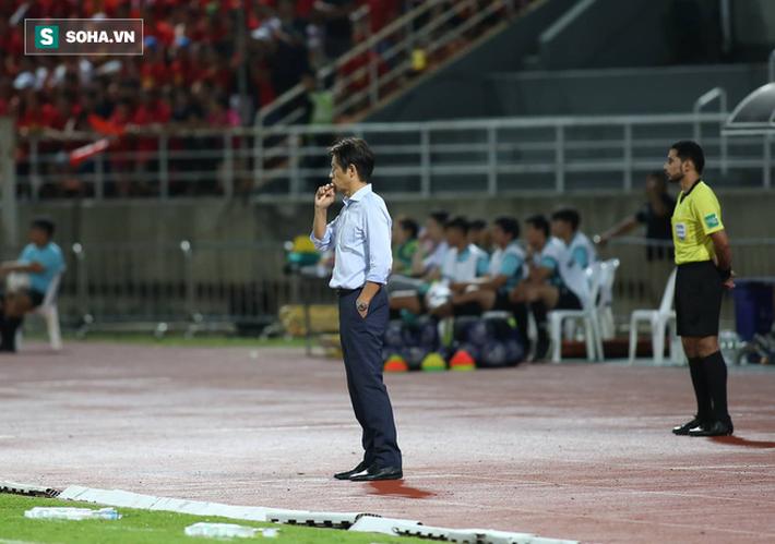 HLV Lê Thụy Hải: Tôi lo lắng cho trận lượt về gặp Thái Lan! - Ảnh 6.