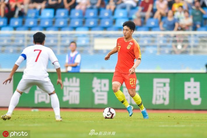 Chuyên gia Vũ Mạnh Hải: Cầu thủ U22 Trung Quốc quá kém cỏi, thua cả đội B của U22 Việt Nam - Ảnh 1.