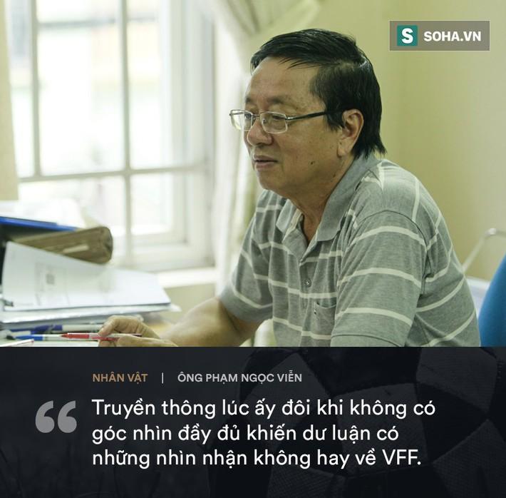 Câu châm ngôn gây sốc về Liên đoàn và góc khuất ẩn sau cú phốt nhớ đời của cựu TTK VFF - Ảnh 5.