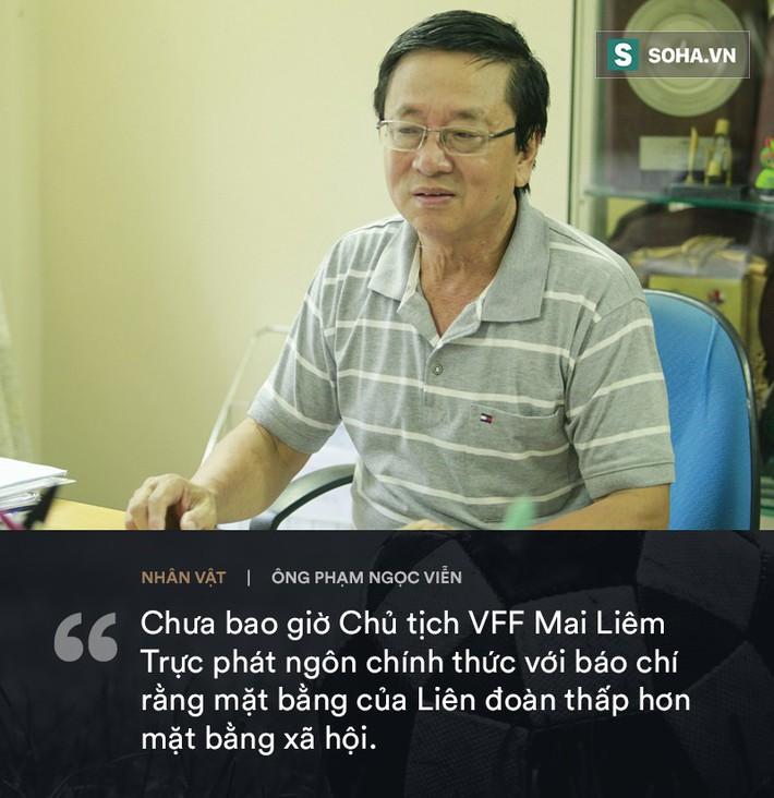 Câu châm ngôn gây sốc về Liên đoàn và góc khuất ẩn sau cú phốt nhớ đời của cựu TTK VFF - Ảnh 7.
