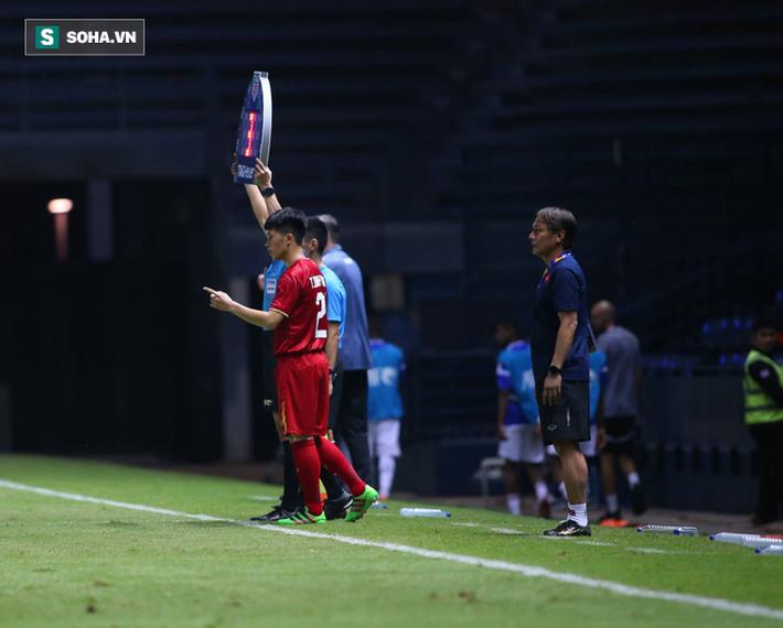 Hòa hú vía, thầy trò HLV Park Hang-seo nhận một niềm vui cùng nhiều nỗi lo - Ảnh 3.