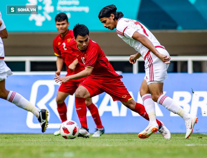 Nhà cái nổi tiếng thế giới đánh giá U23 UAE sáng cửa đánh bại U23 Việt Nam - Ảnh 1.