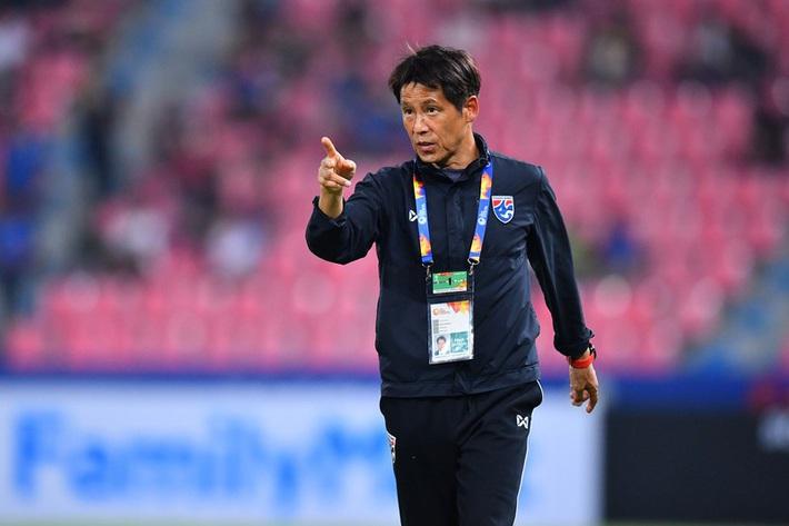 """Gương mặt """"nhàu nhĩ"""" của HLV Thái Lan, từ thất bại ở World Cup cho đến giải U23 châu Á - Ảnh 2."""