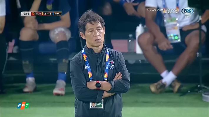 """Gương mặt """"nhàu nhĩ"""" của HLV Thái Lan, từ thất bại ở World Cup cho đến giải U23 châu Á - Ảnh 3."""