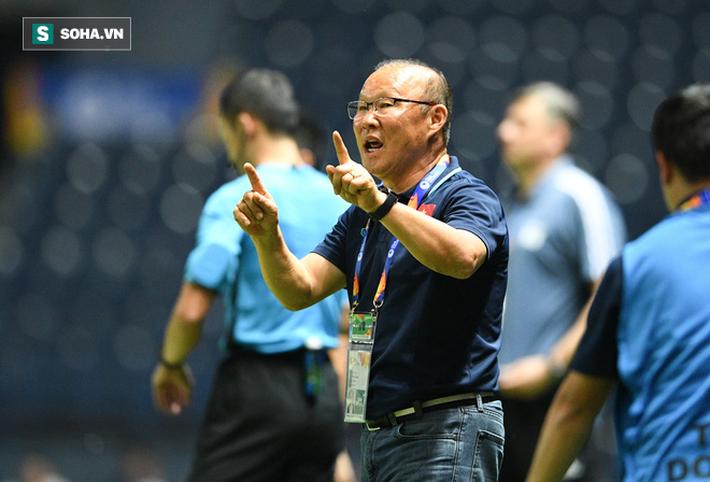 Thầy Park sẽ lâm nguy, nếu không buông được thứ vũ khí làm nên chức vô địch SEA Games - Ảnh 7.
