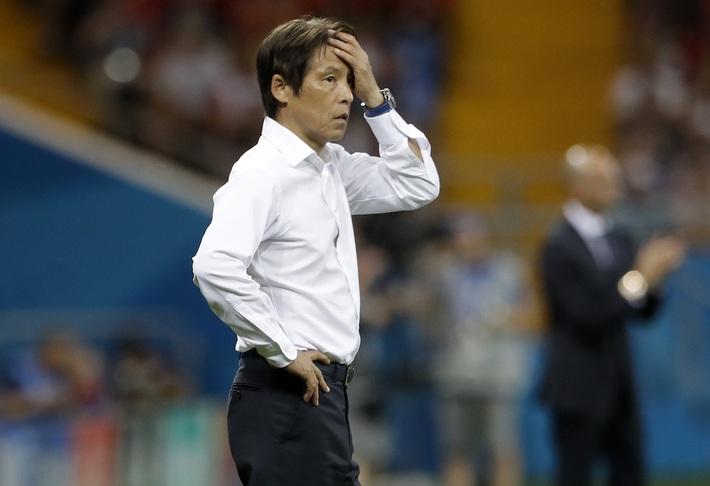 """Gương mặt """"nhàu nhĩ"""" của HLV Thái Lan, từ thất bại ở World Cup cho đến giải U23 châu Á - Ảnh 5."""