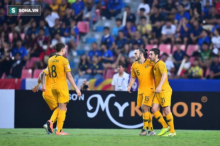 """Hai lần """"chết đứng"""", U23 Thái Lan để thua ngược trong muôn vàn cay đắng - Ảnh 2."""