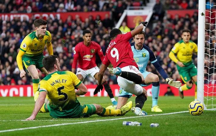 Man United đại thắng, mở đại tiệc nhà hát Old Trafford - Ảnh 5.