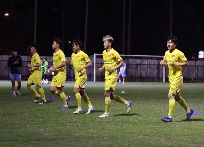 U23 Việt Nam làm điều trái ngược với Jordan, thầy Park lưu tâm đặc biệt tới Quang Hải - Ảnh 2.