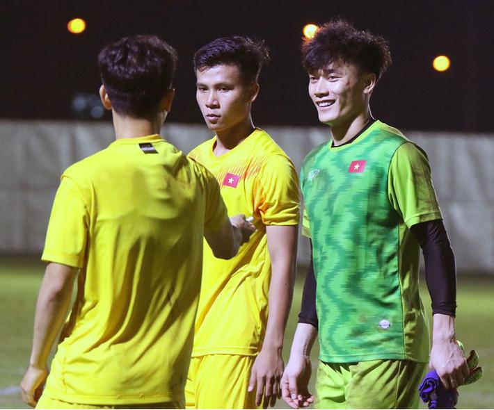 U23 Việt Nam làm điều trái ngược với Jordan, thầy Park lưu tâm đặc biệt tới Quang Hải - Ảnh 4.