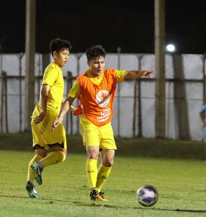 U23 Việt Nam làm điều trái ngược với Jordan, thầy Park lưu tâm đặc biệt tới Quang Hải - Ảnh 6.