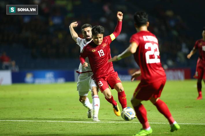 Góc nhìn nhà cái: U23 Việt Nam sảy chân trước U23 Jordan, bị đẩy vào kịch bản đầy éo le - Ảnh 2.