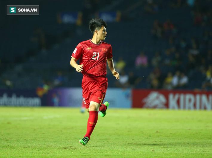 Đình Trọng: U23 Việt Nam bắt nhịp chậm, trong khi hàng công U23 Jordan quá chất lượng - Ảnh 1.