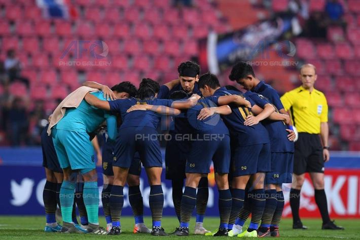 HLV U23 Thái Lan nhắc lại nỗi đau SEA Games sau khi lập chiến tích sử ở giải U23 châu Á - Ảnh 1.