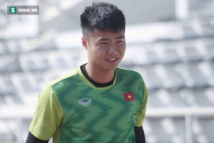 Thủ môn Văn Toản: Hòa Jordan, U23 Việt Nam buồn nhiều, thầy Park phải liên tục động viên - Ảnh 1.