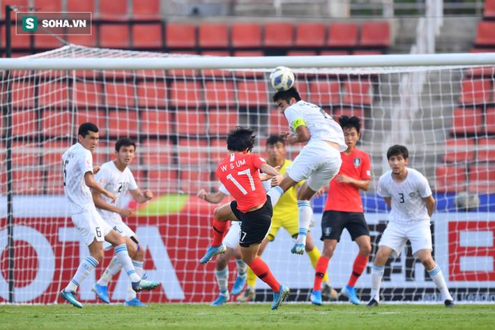 Toàn thắng vòng bảng, Hàn Quốc mỉm cười đắc thắng chờ thầy trò HLV Park Hang-seo ở tứ kết - Ảnh 1.