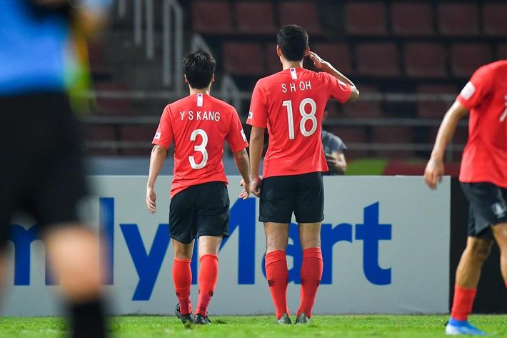 Toàn thắng vòng bảng, Hàn Quốc mỉm cười đắc thắng chờ thầy trò HLV Park Hang-seo ở tứ kết - Ảnh 3.