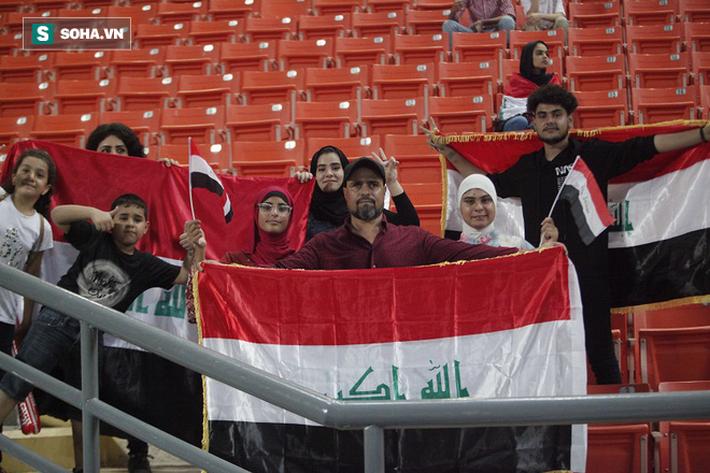 CĐV Iraq tiếc nuối: May mắn và trọng tài giúp U23 Thái Lan có vé vào tứ kết - Ảnh 2.