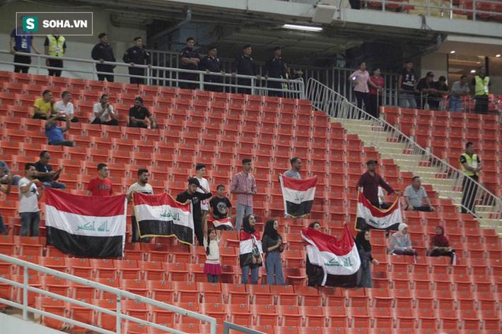 CĐV Iraq tiếc nuối: May mắn và trọng tài giúp U23 Thái Lan có vé vào tứ kết - Ảnh 1.