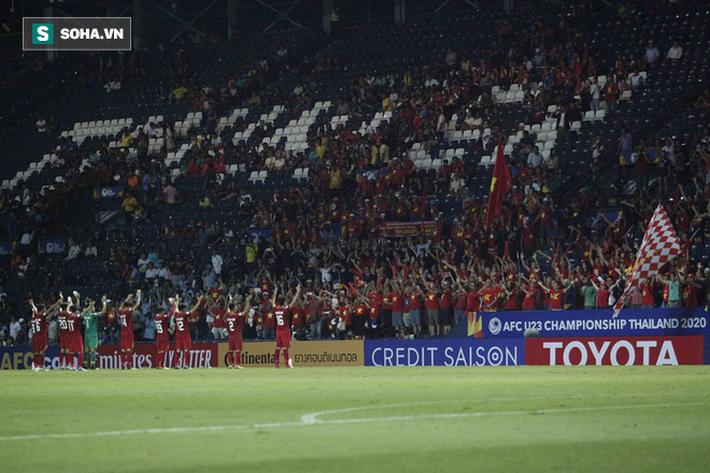 AFC ra cảnh báo khẩn, CĐV Việt Nam nguy cơ không được vào sân xem trận gặp U23 Triều Tiên - Ảnh 1.