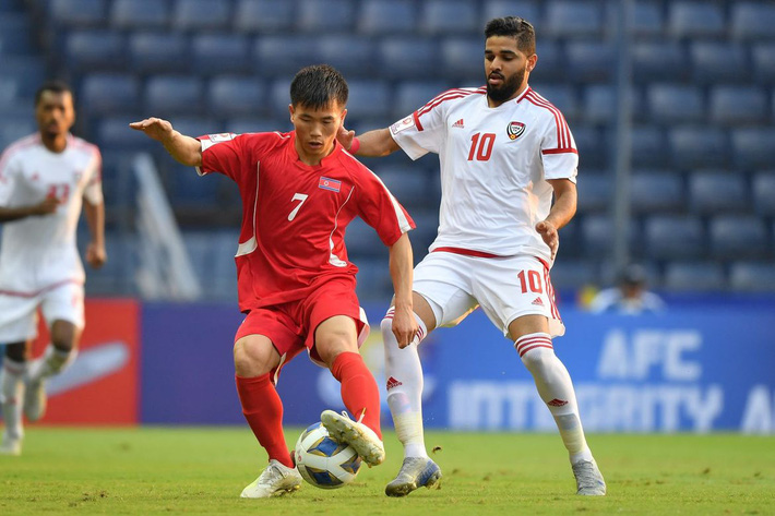 Lịch sử đứng về phía Việt Nam khi đối đầu U23 Triều Tiên - Ảnh 1.