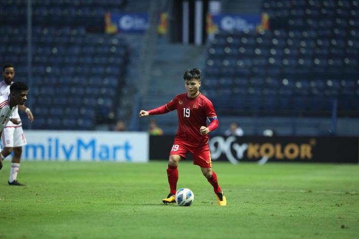 Trước ngày đấu Triều Tiên, Quang Hải gửi lời nhắn quan trọng đến hàng công U23 Việt Nam - Ảnh 1.