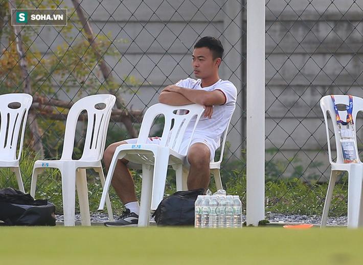 U23 Việt Nam nhận hung tin, nguy cơ mất trụ cột ở hàng thủ khi quyết đấu U23 Triều Tiên - Ảnh 5.