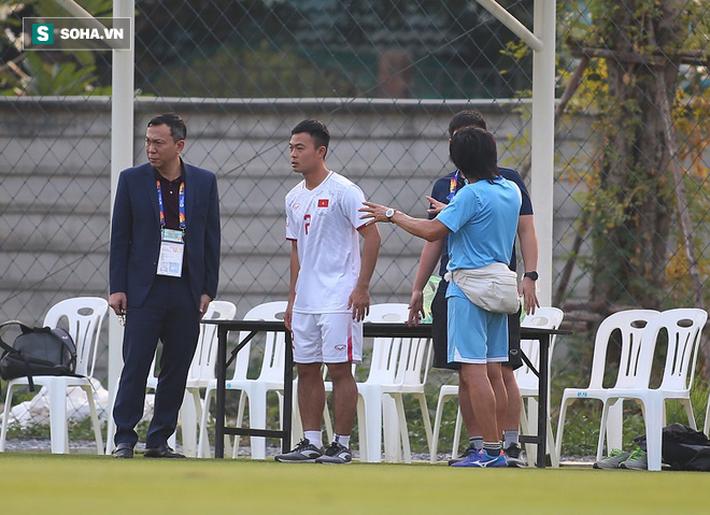 U23 Việt Nam nhận hung tin, nguy cơ mất trụ cột ở hàng thủ khi quyết đấu U23 Triều Tiên - Ảnh 6.