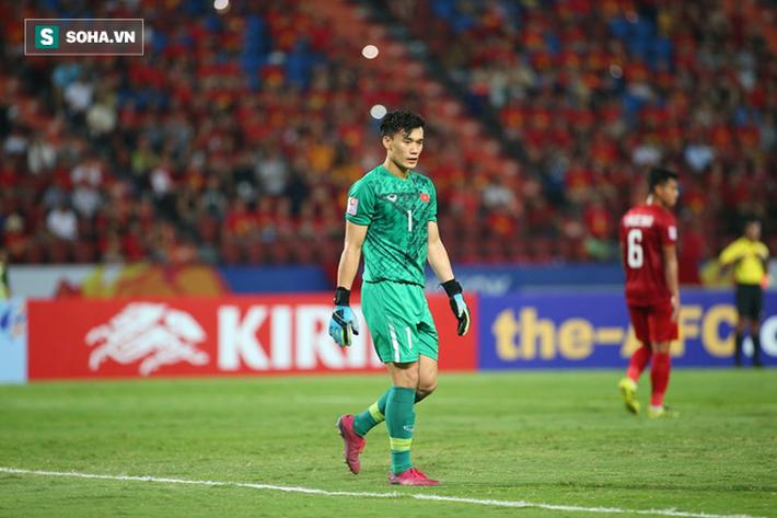 Bùi Tiến Dũng mắc lỗi tai hại khiến U23 Việt Nam nhận bàn thua ngỡ ngàng - Ảnh 3.