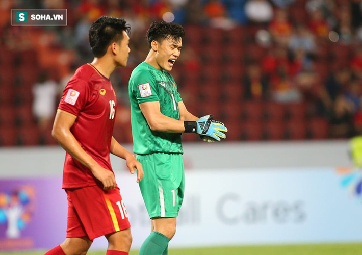 Bùi Tiến Dũng mắc lỗi tai hại khiến U23 Việt Nam nhận bàn thua ngỡ ngàng - Ảnh 5.