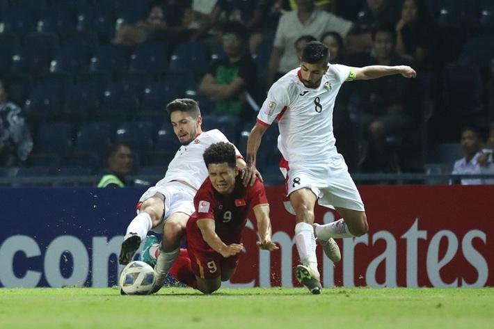 UAE và Jordan hoàn thành kịch bản để xoáy vào nỗi đau của U23 Việt Nam - Ảnh 1.