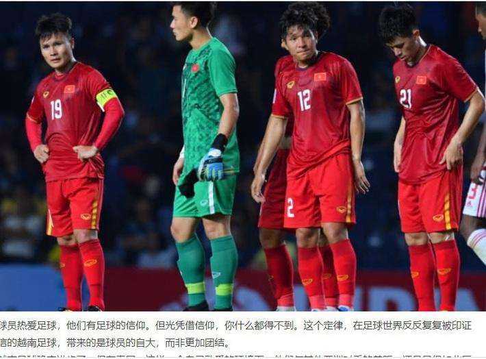 """Báo Trung Quốc bất ngờ """"xát muối"""" vào nỗi đau của U23 Việt Nam sau thất bại - Ảnh 2."""