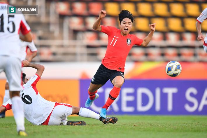 Tái hiện chung kết Thường Châu của U23 Việt Nam, Hàn Quốc vào bán kết siêu kịch tính - Ảnh 2.