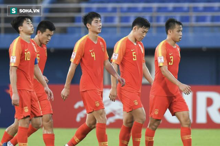 Cùng bét bảng ở VCK U23 châu Á, song Việt Nam mỉm cười trong khi Trung Quốc khóc ròng - Ảnh 1.