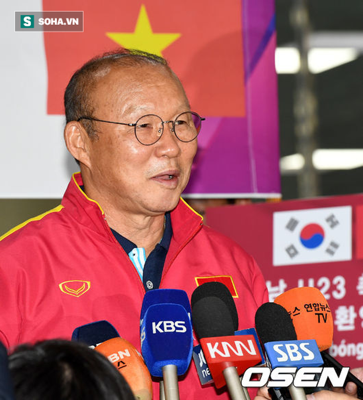 Trả lời báo Hàn, HLV Park Hang-seo đáp trả đanh thép trước thách thức từ HLV Indonesia - Ảnh 1.