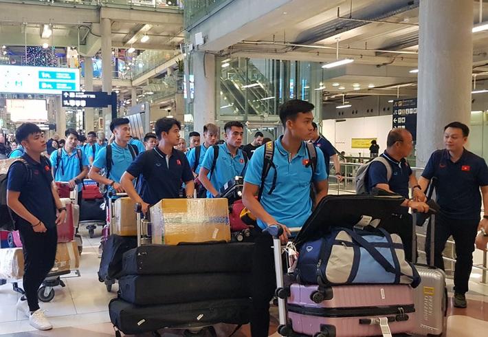 HLV Park Hang-seo: Việt Nam có kinh nghiệm đối đầu với các đội bóng của Tây Á - Ảnh 1.