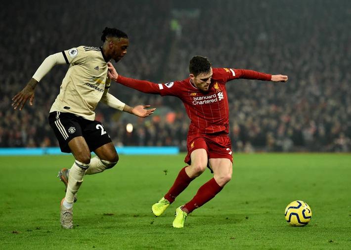 Đừng để chút hi vọng nhỏ nhoi đánh lừa, Man United đã bị Liverpool bỏ quá xa về đẳng cấp - Ảnh 2.
