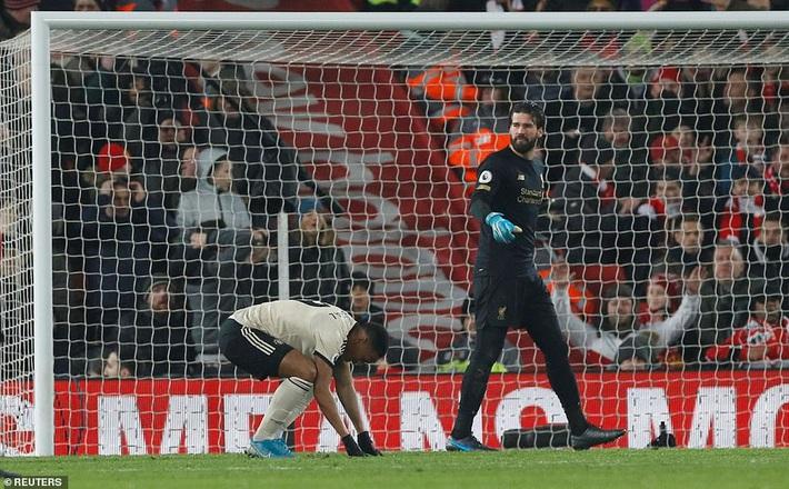 Đừng để chút hi vọng nhỏ nhoi đánh lừa, Man United đã bị Liverpool bỏ quá xa về đẳng cấp - Ảnh 1.