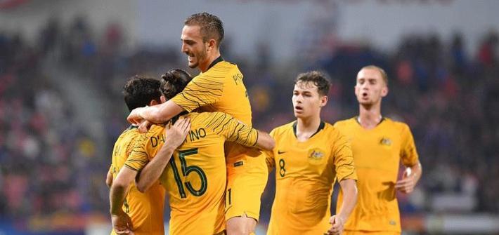 U23 Australia vs U23 Uzbekistan: Tranh vé cuối cùng dự Olympic Tokyo 2020 - Ảnh 1.