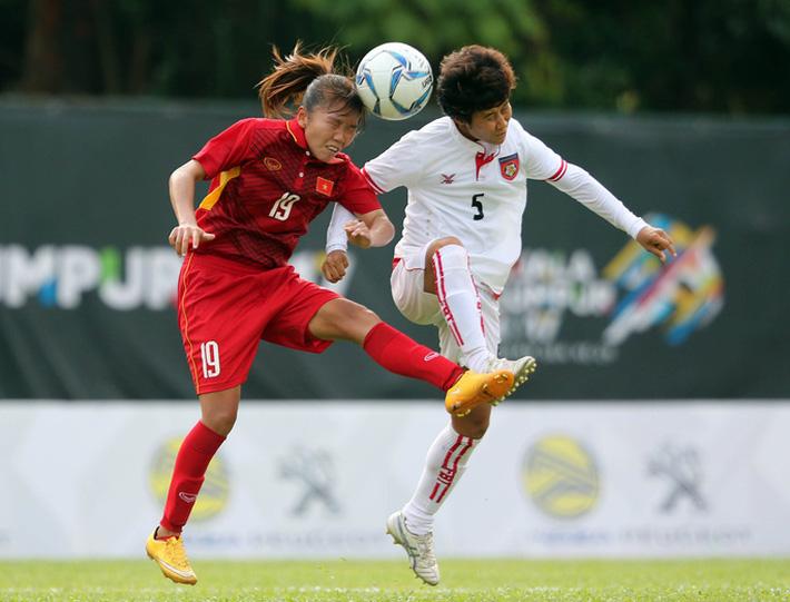 Tiền đạo Huỳnh Như: Đội trưởng gương mẫu tuyển bóng đá nữ quốc gia  - Ảnh 1.