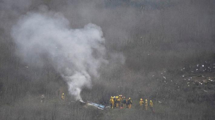 Dự định cuối cùng của Kobe Bryant trước khi tử nạn vì rơi trực thăng - Ảnh 2.