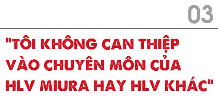 Chủ tịch Hữu Thắng: Người đàn ông thép và cuộc hồi sinh biểu tượng bóng đá TP.HCM - Ảnh 5.