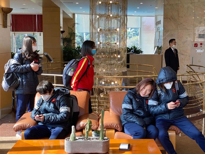 Hết tặng quà HLV Mai Đức Chung, thầy Park lại gửi viện trợ cho đội tuyển nữ Việt Nam - Ảnh 1.
