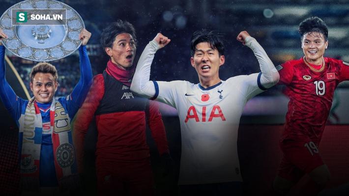 """Quang Hải vượt qua """"Messi Thái"""", nhận vinh dự lớn trước thềm giải U23 châu Á - Ảnh 1."""