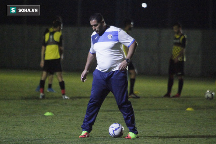 U23 Jordan tập luyện với đồ chơi xịn, hứa hẹn sẽ là đối thủ khó nhằn với U23 Việt Nam - Ảnh 5.
