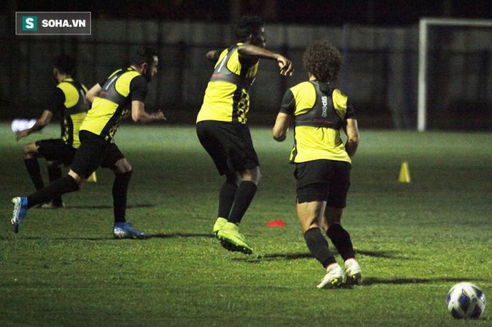 U23 Jordan tập luyện với đồ chơi xịn, hứa hẹn sẽ là đối thủ khó nhằn với U23 Việt Nam - Ảnh 2.