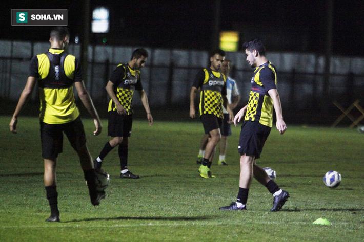 U23 Jordan tập luyện với đồ chơi xịn, hứa hẹn sẽ là đối thủ khó nhằn với U23 Việt Nam - Ảnh 4.